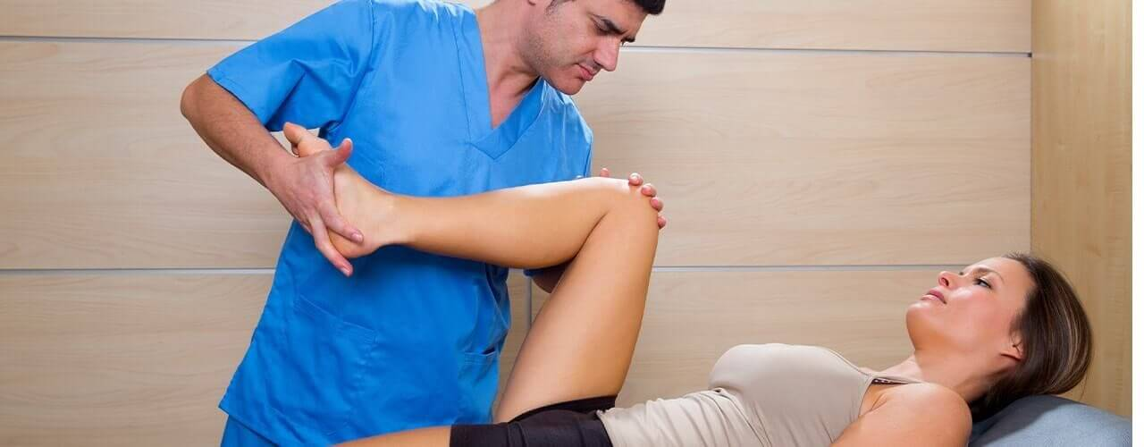 relieve hip and knee pain with physical therapy